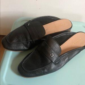 BCBG Black loafers